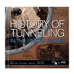 History of Tunneling in the United States