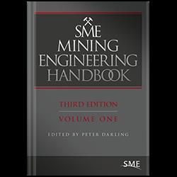 Sme Mining Engineering Handbook 3rd Edition Pdf