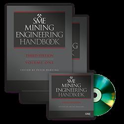 SME Mining Engineering Handbook 3rd Edition Set