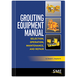 Grouting Equipment Manual
