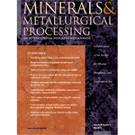 MMP Article- Production of Chalcolite by Selective Chlorination of Chalcopyrite Using Cuprous Chloride