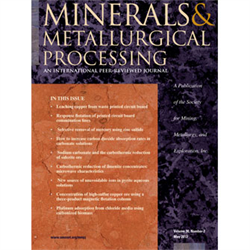 MMP Article- Comparative Analysis of the Effect of Microwave Pretreatment on the Milling and Liberation Characteristics of Mineral Matters of Different Morphologies