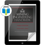 SME Mining Engineering Handbook 3rd Edition Bundle