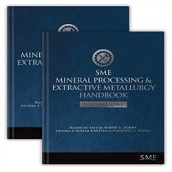 SME Mineral Processing & Extractive Metallurgy Handbook