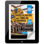 Rapid Excavation and Tunneling Conference: 2019 Proceedings Ebook