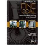 Challenges in Fine Coal Processing, Dewatering, and Disposal Bundle